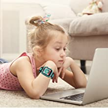 Kid Watch Electronic Game Toys