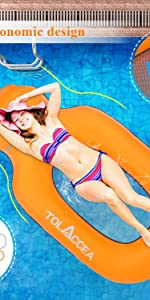 Pool Floats Inflatable Floating