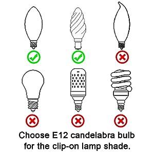 type of bulbs