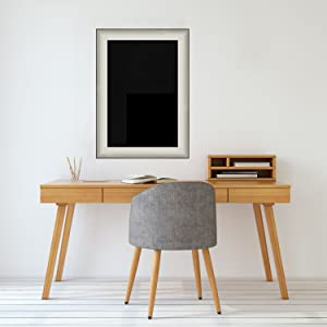 wood framed cork board