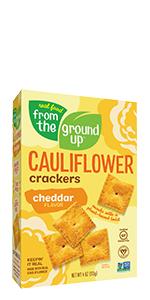 cheddar cracker