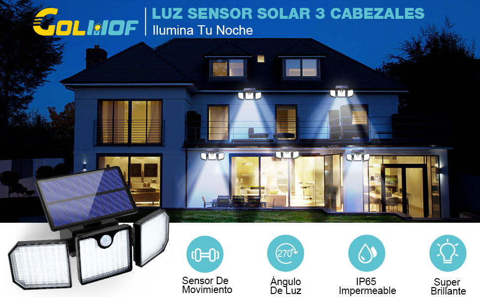 uces solares