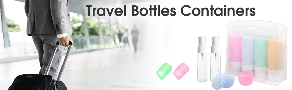 travel bottles