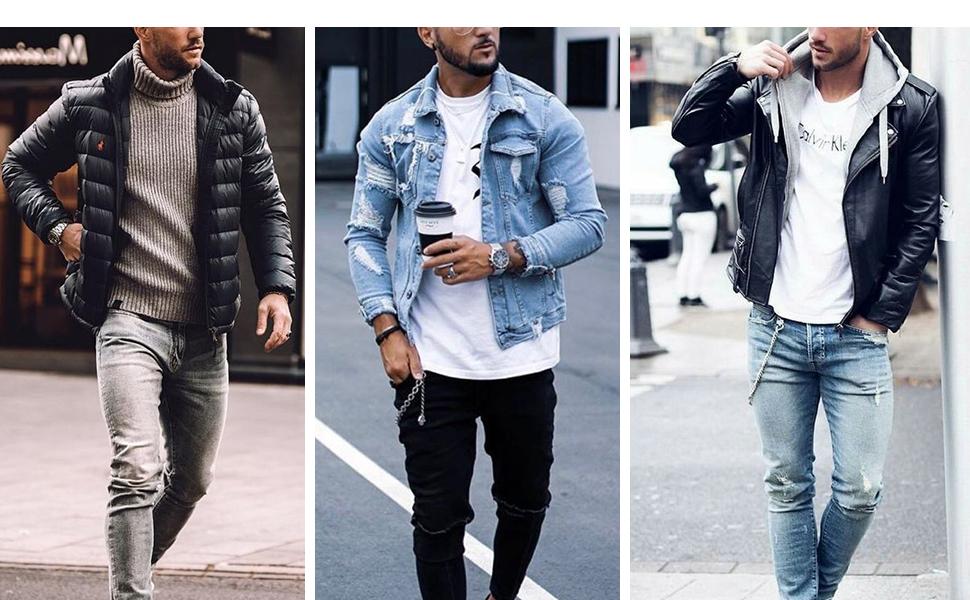 men casual walking shoes