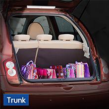 led motion sensor light for car trunk