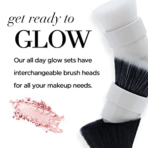 makeup brush electric