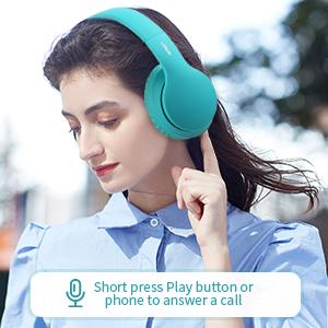 Hands free headphone