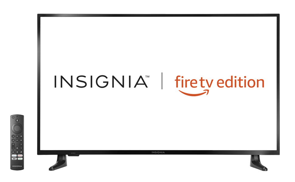 Insignia w/ New Remote