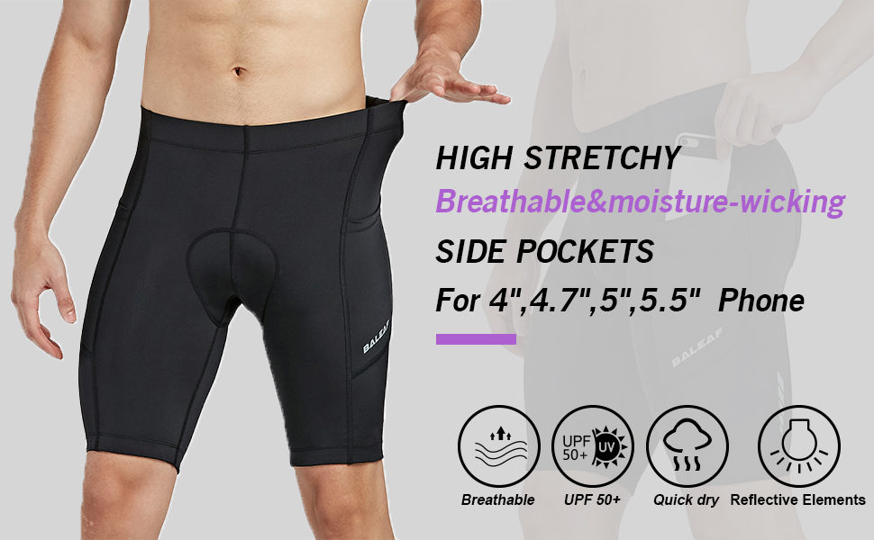 igh Stretchy durable, breathable