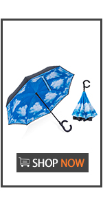 Auto Open Inverted Umbrella