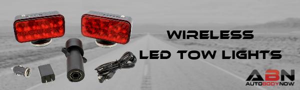 Amazon Com  Abn Wireless Tow Lights  Led