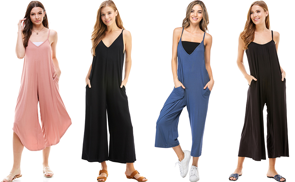 Loving People Loose fit Jumpsuits for women