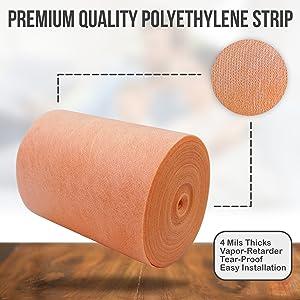 waterproofing membrane band strip tiles shower bath tub room