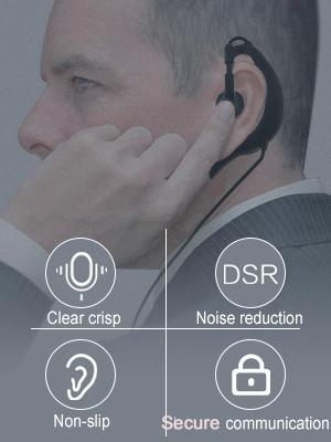 walkie talkies with earpiece