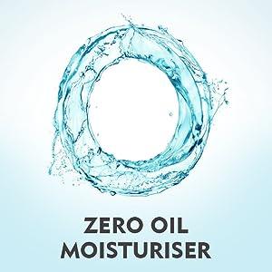 Zero oil Moisturiser