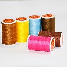 machine sewing thread
