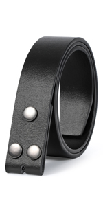 snap buckle belt