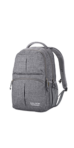 5f853957e Amazon.com: BOLANG College Backpack for Men Water Resistant Travel ...