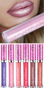 Diamond Shiny Metallic Lipstick