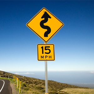 Speed limit prompt
