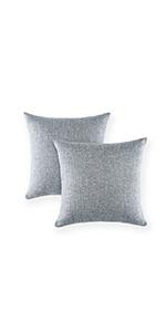 gray bed decorative pillows cheap grey throw pillows gray throw cotton decorative pillows in gray
