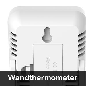 Mini Termohigrometro