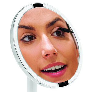 beauty makeup cosmetic light bright professional blush palette vanity women girl teen dorm close