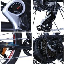 dual disc brake
