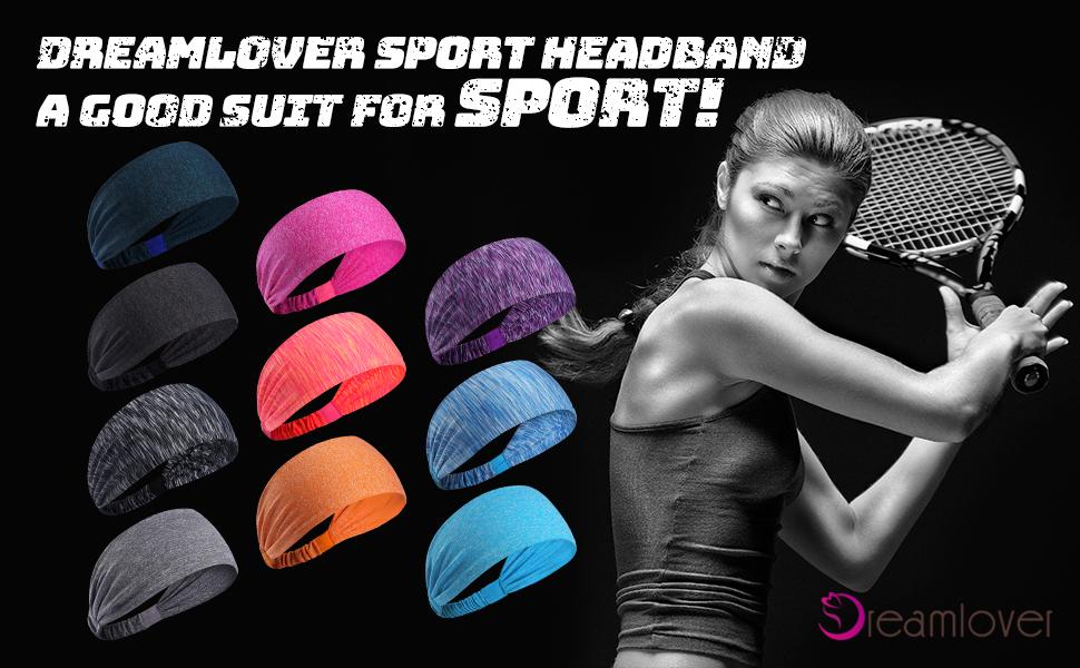 Dreamlover Sports Headbands