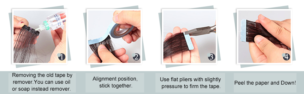 how to change tapes