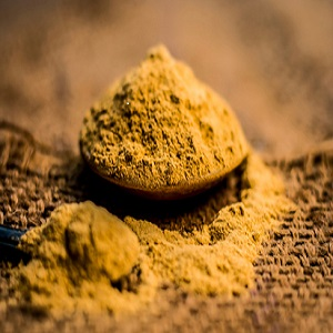 Haldi face pack powder