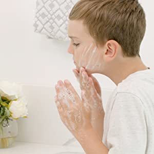 eczema psoriasis dry sensitive skin face soap body wash hand soap