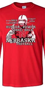 Nebraska Cornhuskers Long Sleeve T-Shirt