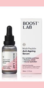 Multi-Peptide Anti Ageing Serum