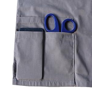 grey pockets