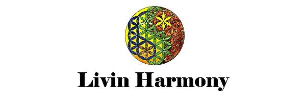 Livin Harmony Bookmarks Book markers