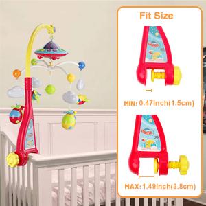 Crib Mobile Baby Crib Toys -7