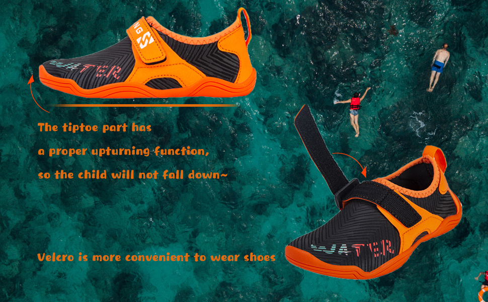 kid water shoes