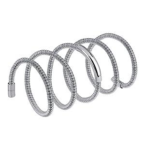 bracciale;new snake steel