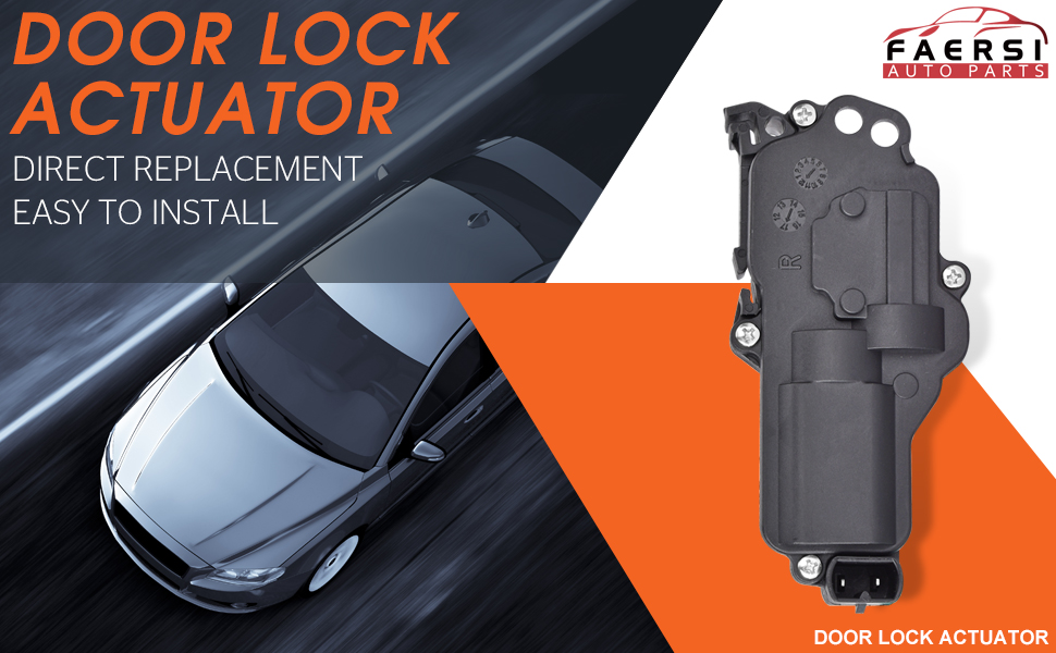 Amazon Com Power Door Lock Actuator Right Passenger Side Compatible With F150 F250 F350 F450 F550 Expedition Excursion Mustang Ranger Lincoln Mercury Mazda Replaces 6l3z25218a42aa F81z25218a43aa 746 149 Automotive