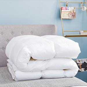goose down comforter duvet insert king queen twin blanket all-season duck goose hypoallergenic