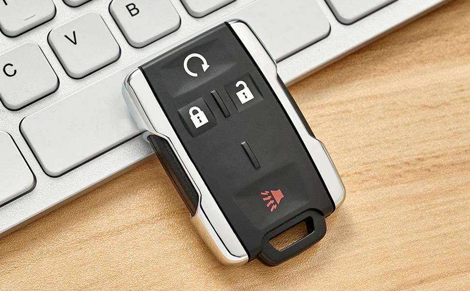 Chevrolet GMC Keyless Entry Remote Key Fob Cover Case Shell