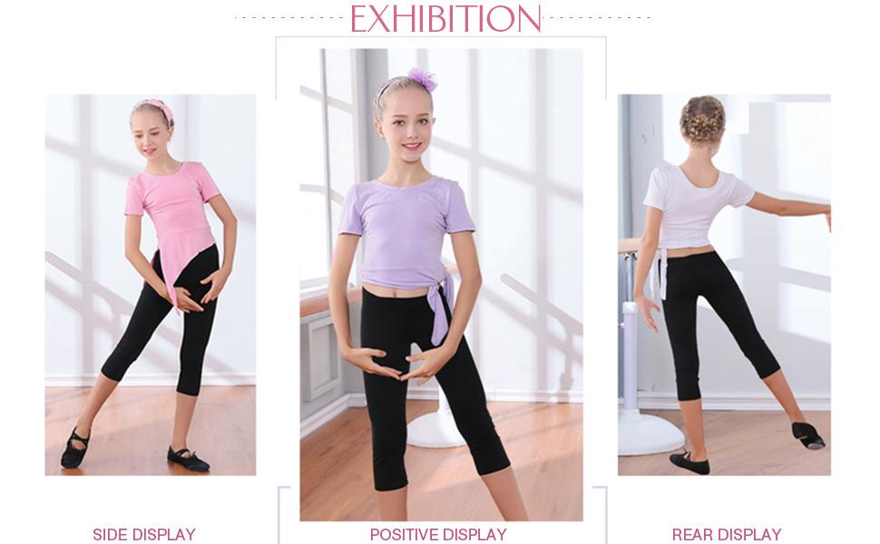 Girls dance capri