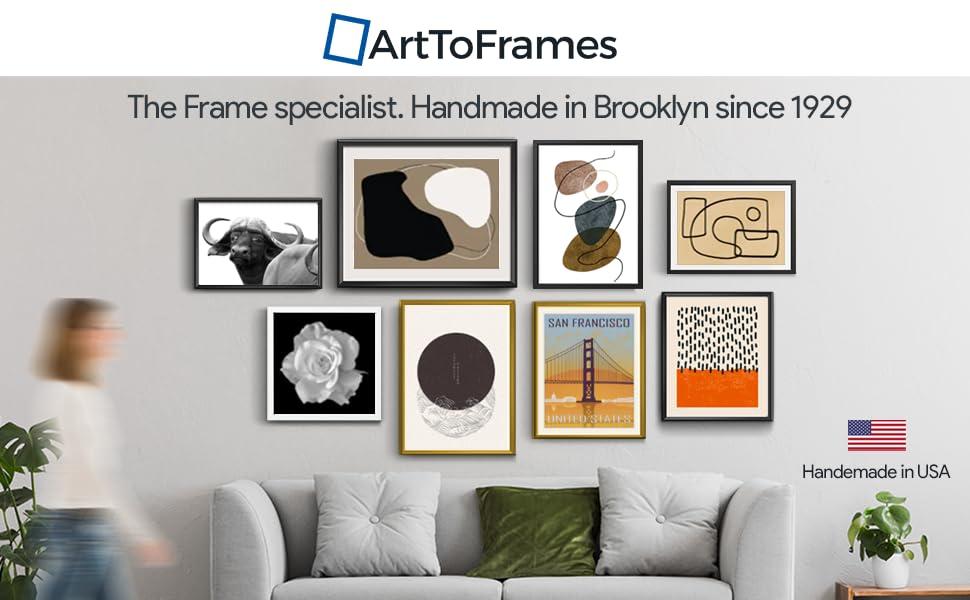 Art To Frames Banner