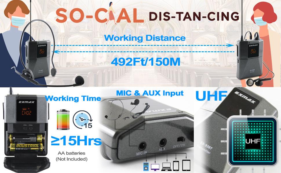 UHF-938-1T15Rc