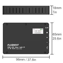 RGB Pocket Light