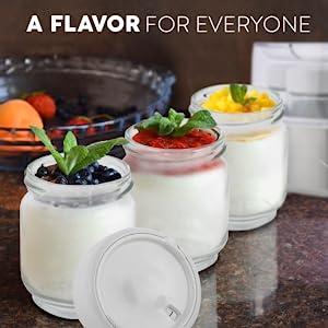 flavor natural organic probiotic