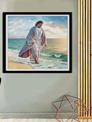 Bougimal 5D Pintura de Diamante Tigre DIY Diamante Painting para Adultos Inicio Decoraci/ón de Pared,40X50cm