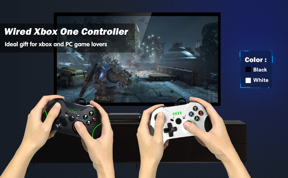 pc wired controller