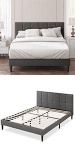 ZInus Lottie Bed Frame